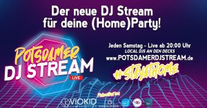 Potsdamer DJ Stream