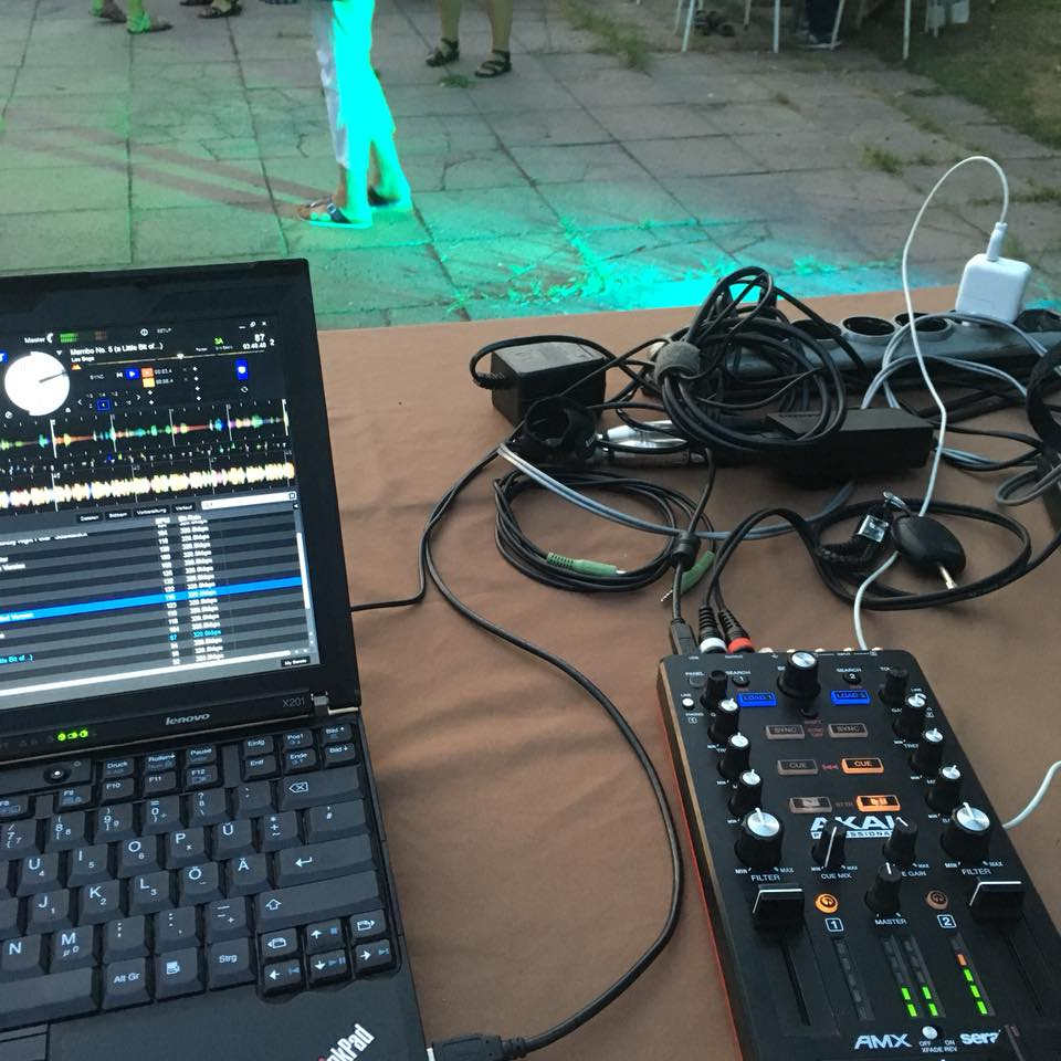Private Party mit DJ Sound4d